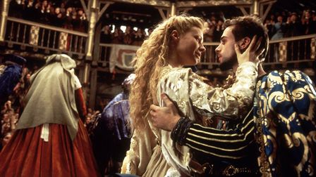 True love never did run smooth in Shakespeare in Love Photo Universal