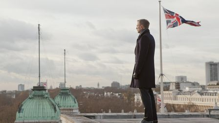 Daniel Craig stars as James Bond in Metro-Goldwyn-Mayer Pictures/Columbia Pictures/EON Productions'Ä