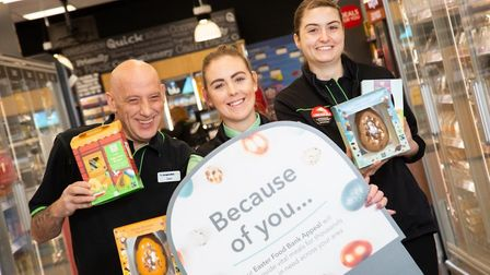 Central England Co-operative colleagues in Norfolk and Suffolk are urging customers and members to