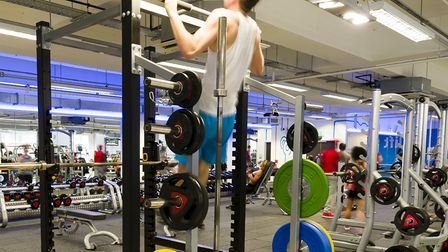 A new gym is set to open in Castle Mall. Picture: MARK BULLIMORE