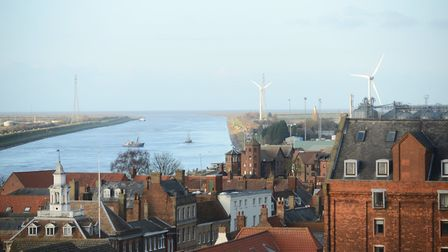 King's Lynn - a grand old port with growing pains Picture: Ian Burt