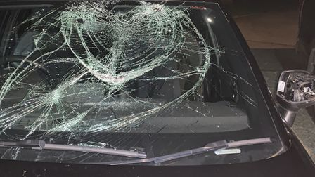 A 17-year-old was attacked in his car less than three hours after passing his driving test. SUBMITTE