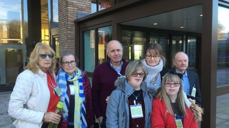 Parents with disabled children had pleaded with Norfolk County Council not to make the changes. Pic: