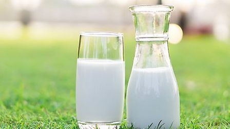 Glass milk bottles are making a comeback Picture: Getty Images/EyeEm