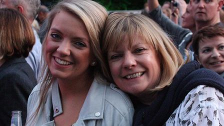 Faye Bullard and mum Valerie Watson-Brown who work together at The Lively Crew. Valerie is MD and Fa