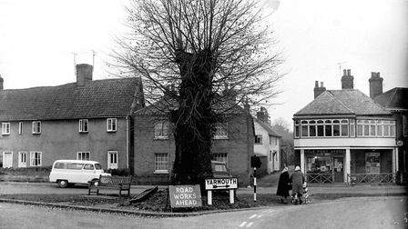 Acle Post Office, 1962. Photo: Archant Library