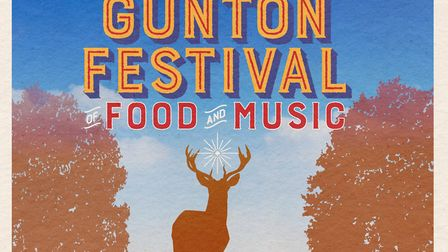 The Gunton Festival of Food & Music 2019 poster. Photo: Supplied by PRB Presents