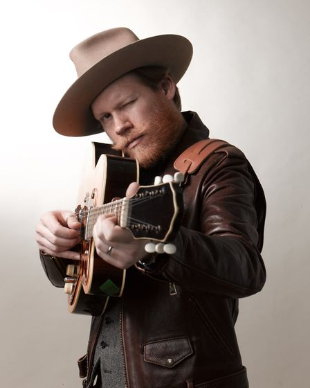 Jarrod Dickenson who will be playing at The Gunton Festival of Food & Music 2019. Photo: Supplied by