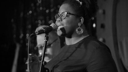 Sister Cookie who will perform at The Gunton Festival of Food & Music 2019. Photo: Supplied by PRB P