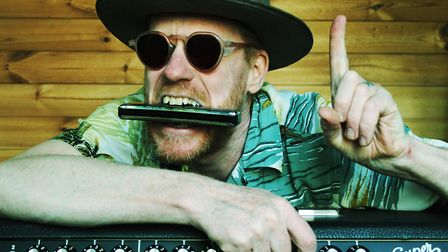 Son of Dave is set to play at The Gunton Festival of Food & Music 2019. Photo: Supplied by PRB Prese