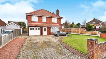 Reepham Road, Hellesdon, for sale for £290,000. Pic: www.williamhbrown.co.uk