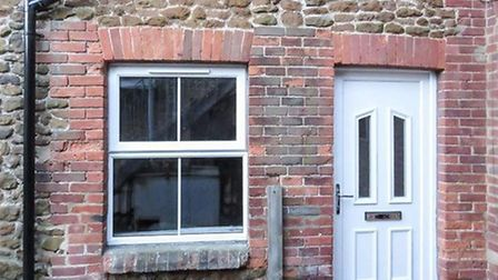 Chapel Lane, Hunstanton, for sale for offers over £100,000. Pic: www.williamhbrown.co.uk