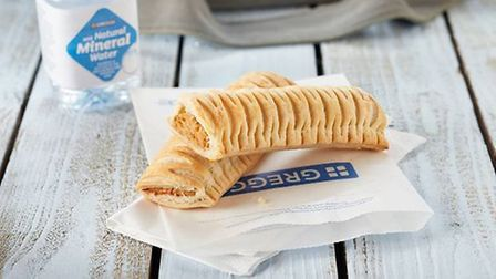 Greggs vegan sausage rolls have sold out in Norwich (Picture: Greggs)