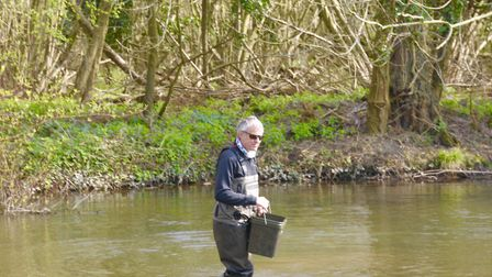 Take the time to explore the river this closed season Picture: John Bailey