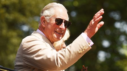 Charles, after the current Prince of Wales, could be one choice for a boy Picture: Ian Burt