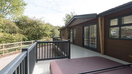 Both lodges have a privehot tub. Picture: Darwin Escapes