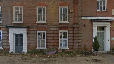 The old Hamonds Grammar School site could be turned into housing under new plans. Picture: Google