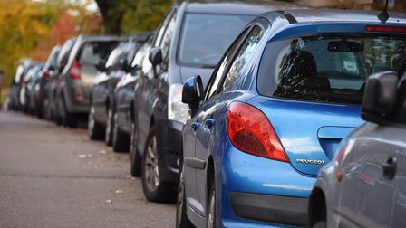 Permit parking is to be introduced on more Norwich streets. Picture: DENISE BRADLEY