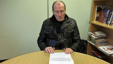 Breckland Council was found to have failed to listen to Paul Mackay's complaints about his housing s