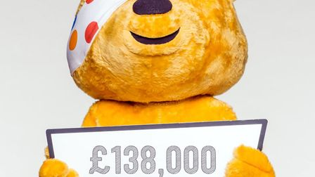 Nelson's Journey has been awared a grant of £138,209 from Children in Need. Image -BBC Children In N