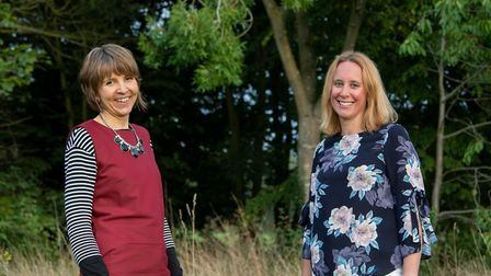 (L-R) Lisa-Rose Moller and Zofia Fronek. Picture: Jonathan Haylock for Compass Careers