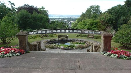 The first event will be held at Brunel Manor in Torquay, Devon. Picture: Brunel Manor