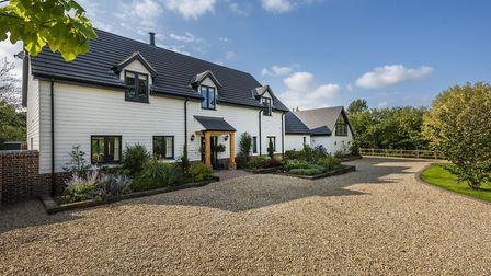 Rose Bungalow at Yelverton is currently on the market with Warners for £1,250,000. Picture: Warners