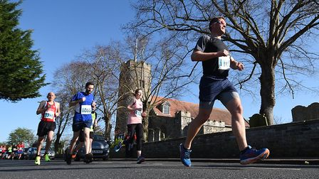 The Bungay Black Dog Marathon is staged this weekend Picture: Archant