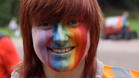 From stage hands to social media reporters, photographers and more, every year Norwich Pride relies