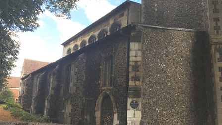 St Georges on Colegate. Picture: Archant