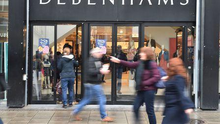 Debenhams has been placed into administration and the retailer's lenders seized control of the compa
