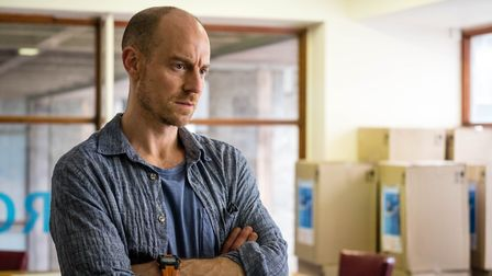 MATTHEW GRAVELLE as Joshua (C) TWO BROTHERS PICTURES/ITV