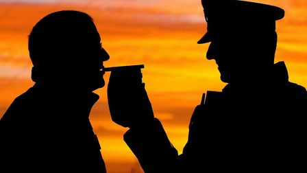 A driver provided a breath test of 80 following his arrest on suspicion of drink driving in Great Ya