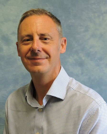 Frank Sims, chief officer of North and South Norfolk CCG. Picture: NHS North Norfolk Clinical Commis