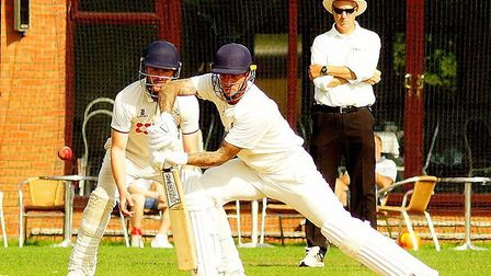 New Norfolk captain Ashley Watson can't wait for the new season to get under way Picture: TIM FERLEY
