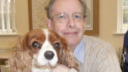 Tony Adams, Conservative candidate for Taverham North. Pic: Norfolk Conservatives.