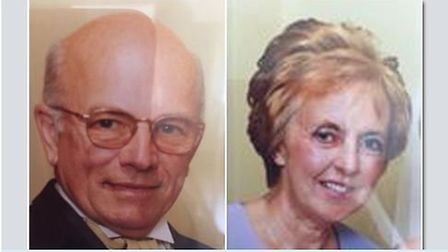 Retired couple Peter and Sylvia Stuart who went missing from their home in Weybread in 2016 promptin