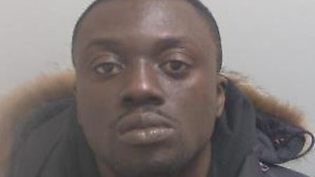 William Donkoh was jailed for 12 years. Picture: Norfolk Police