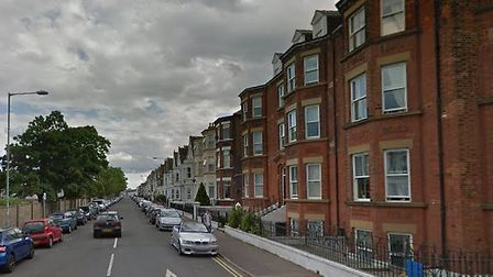 Wellesley Road, where Glonar Thomas operated a staging point for the drug operation in a flat rented