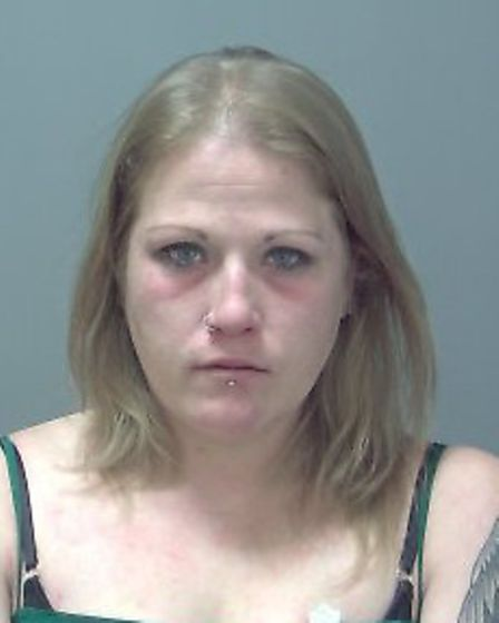 Debbie Thain was jailed for 40 months. Picture: Norfolk Police