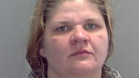Tatjana Reinis was jailed for seven years. Picture: Norfolk Police