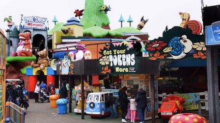 Joyland at Great Yarmouth. Picture: DENISE BRADLEY