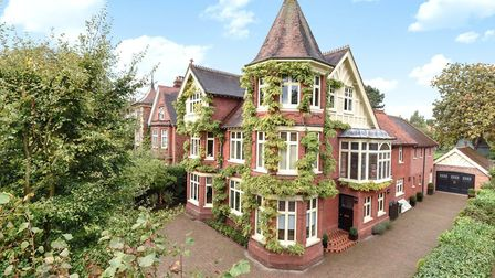 Are house prices on the rise? This stunning home on Unthank Road in the Golden Triangle is for sale