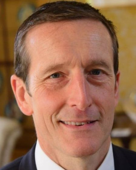 Nick Taylor, chairman of the NDAEA, Nowich & District Association of Estate Agents. Pic: Archant.