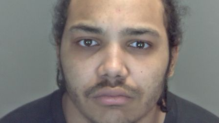 Cairo Adams, who attacked two prison officers in HMP Norwich, has been given an indefinite hospital
