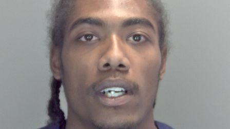 Ashley Anderson who admitted GBH with intent. Picture: NORFOLK CONSTABULARY