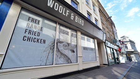 The new Woolf and Bird restaurant is set to open in Norwich.PHOTO: Nick Butcher