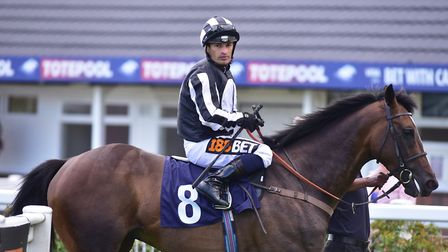 Silvestre De Sousa was in red hot form at Great Yarmouth Picture: Archant