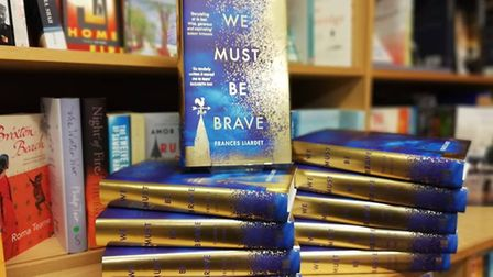 We Must Be Brave, by Frances Liardet. Photo: Submitted