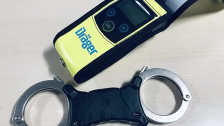 Police in King's Lynn arrested two people on suspicion of drink driving. Photo: King's Lynn Police